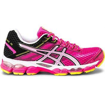 rebel sport asics womens shoes