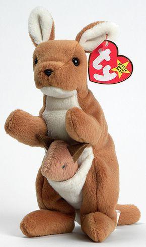 86591a2838e Pouch - Kangaroo - Ty Beanie Babies