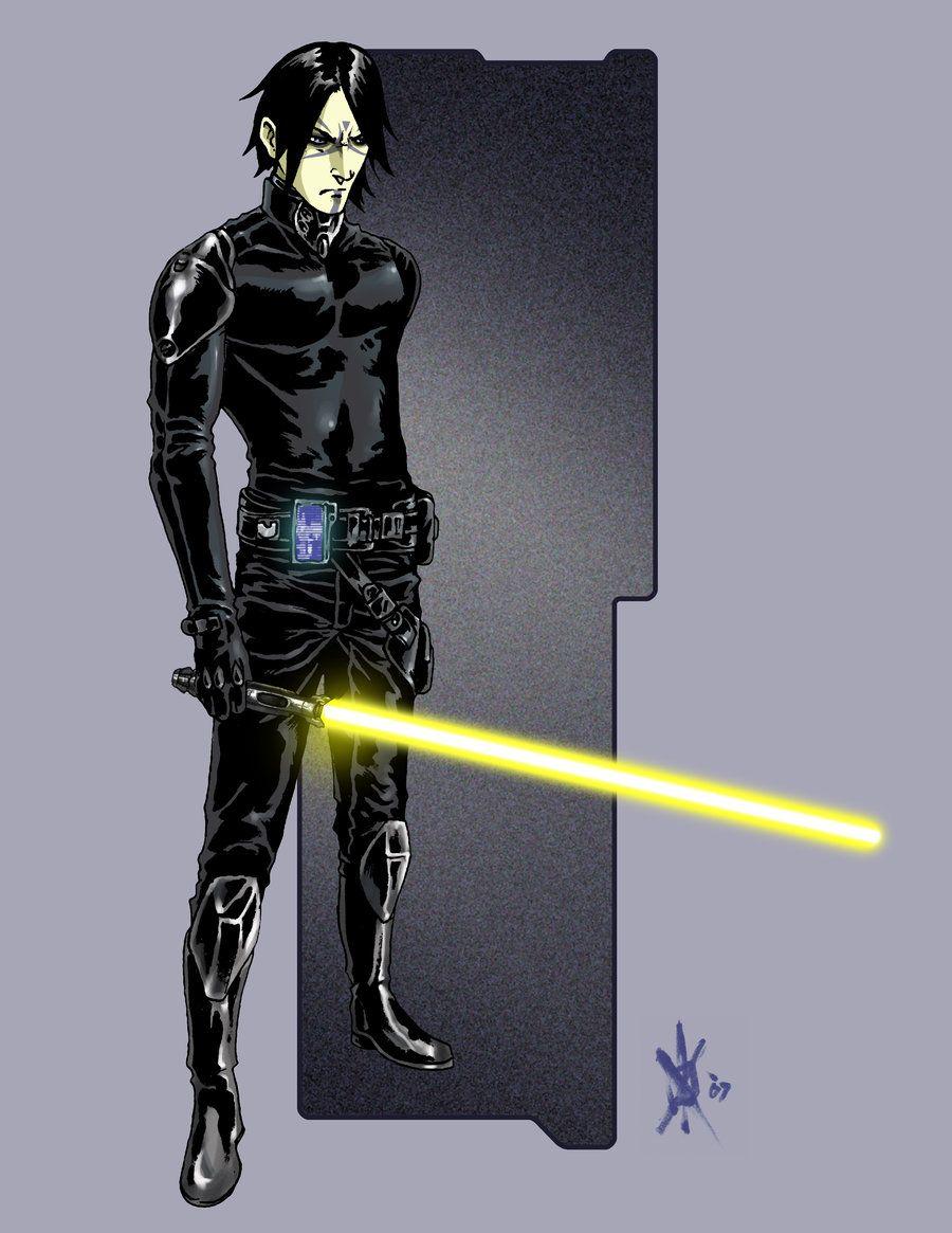 Jedi Sentinel 2 by ~thedarkestseason on deviantART