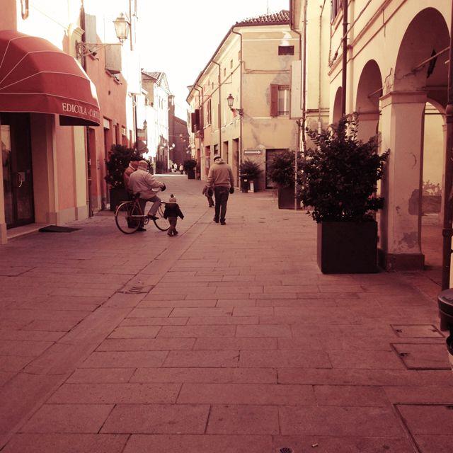 Via Roma - Nonantola