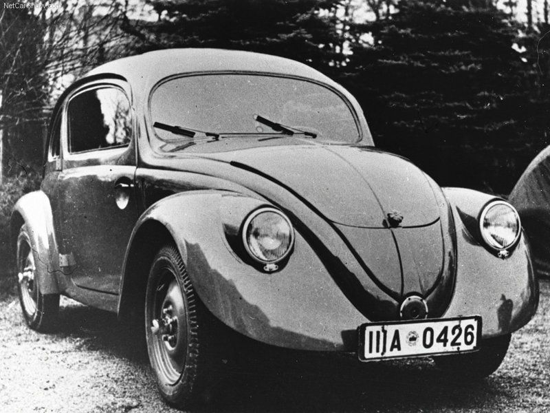 this is the first volkswagen type 1 from 1938 hitler in nazi germany had ordered his. Black Bedroom Furniture Sets. Home Design Ideas