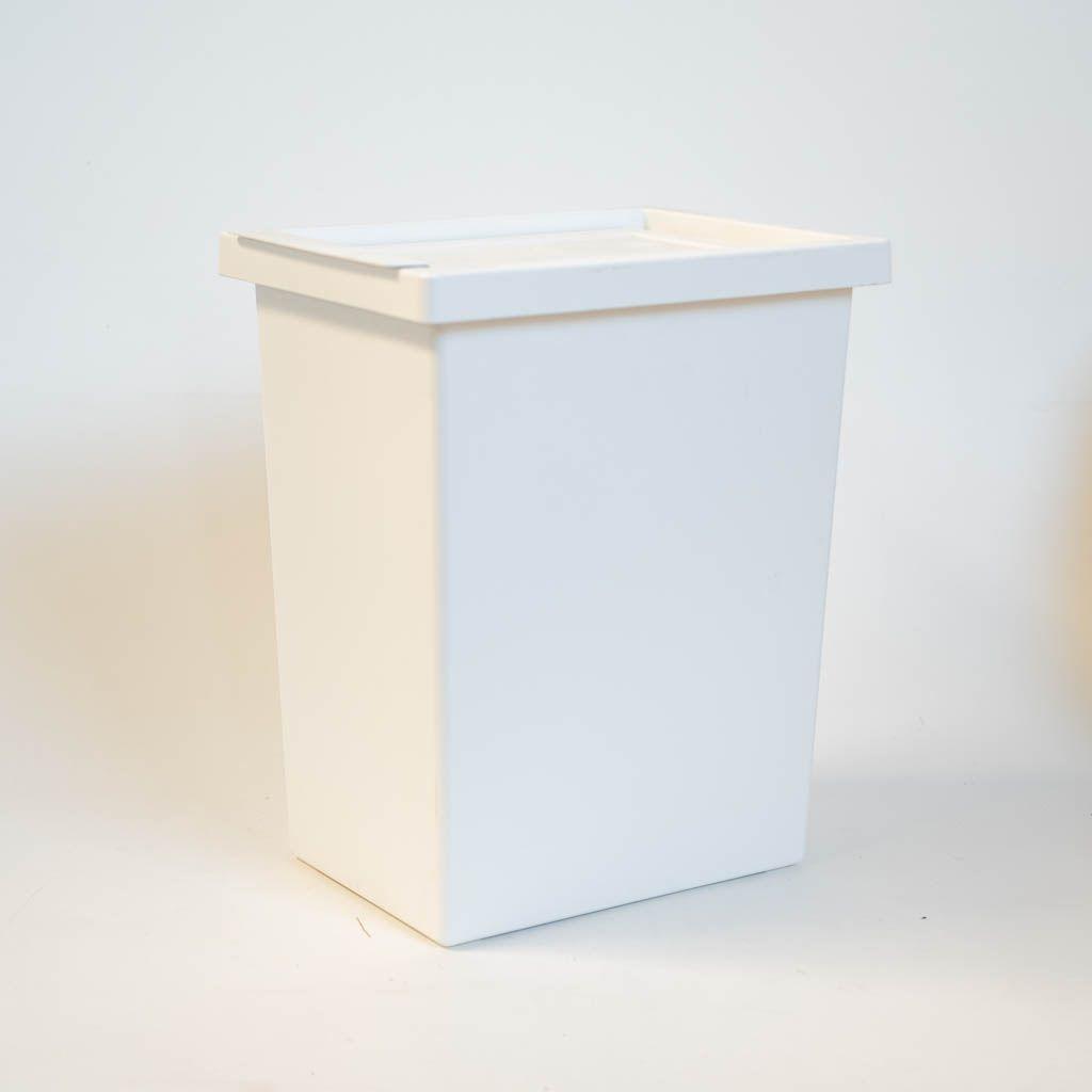 Poubelle Plastique Ikea Blanche