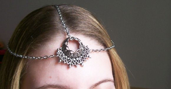 Headpiece Boho Bizantine