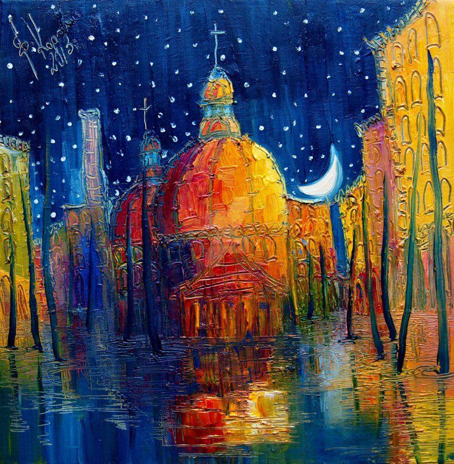 Illumination nights by StudioUndertheMoon