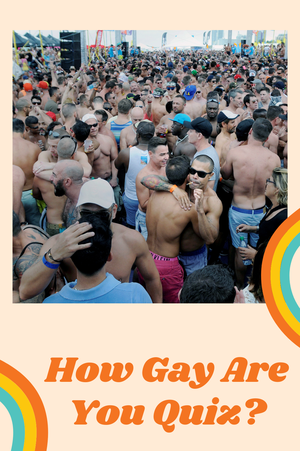 Gay test how Quiz: Can