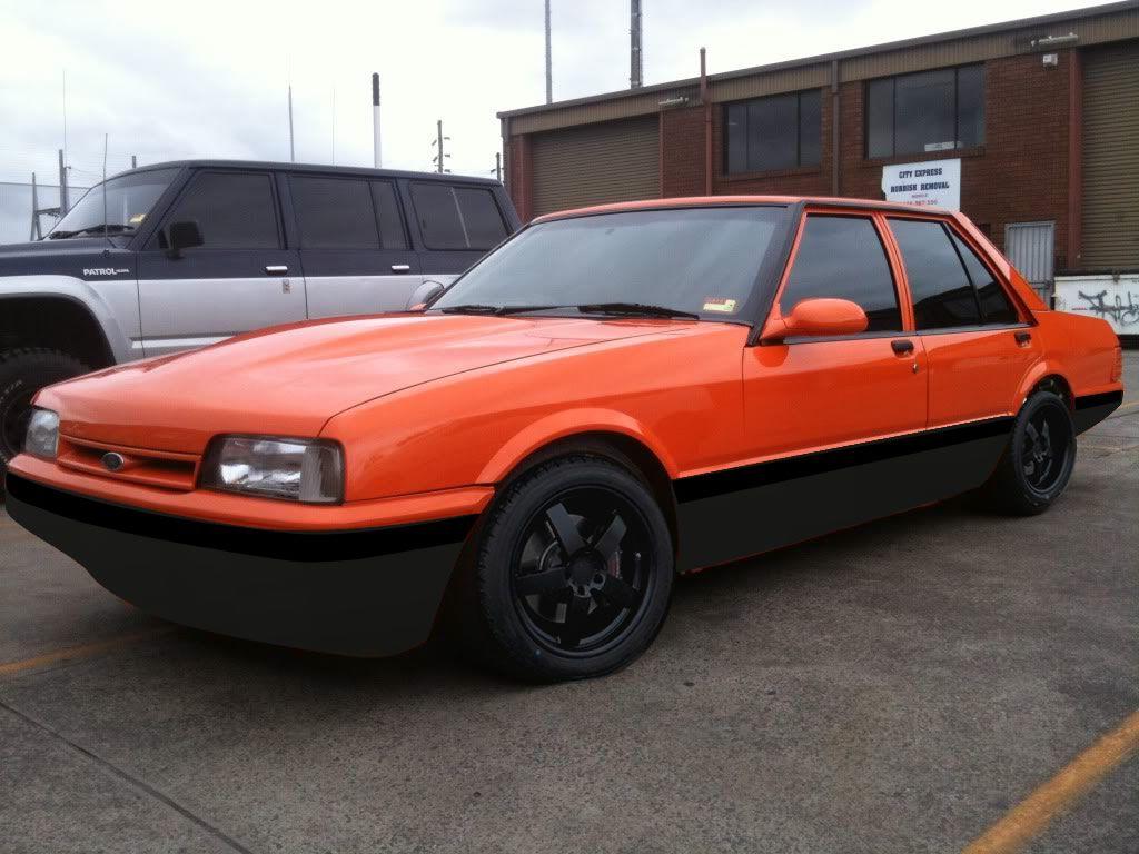 Falcon GT Australia