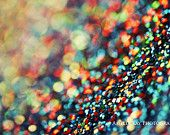 Sparkles  Abstract Photograph Rainbow Sprinkles no by AmeliaKayPhotography