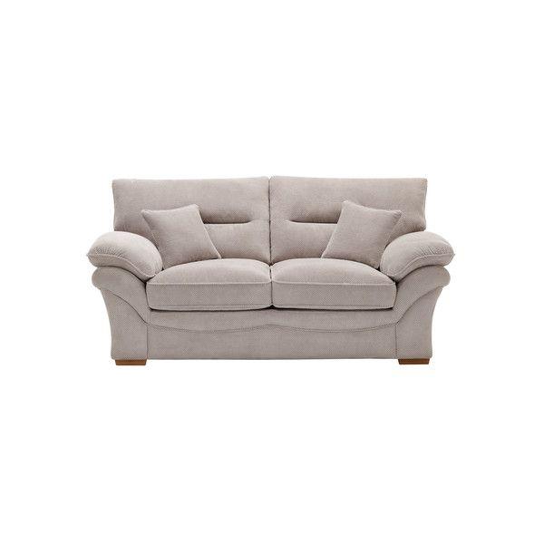 Breeze Silver Fabric Sofas 2 Seater Sofa Chloe Range Oak Furnitureland 2 Seater Sofa Sofa Oak Furniture Land