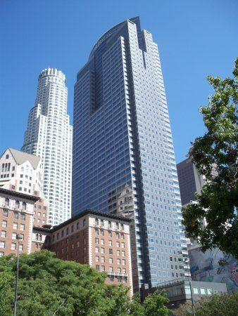 Gas Company Tower | Los Angeles Conservancy | Tower, Gas ...