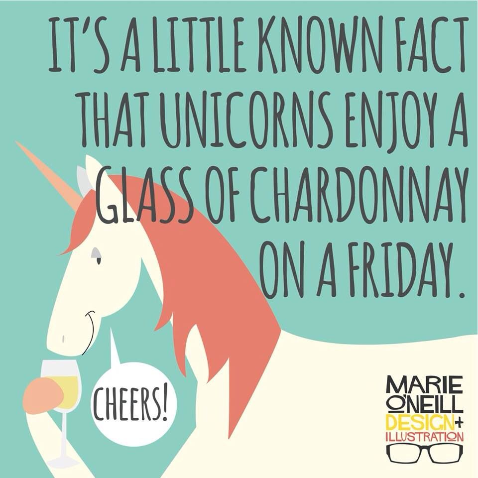 Unicorns And Fridays Happy Friday Humour Its Friday Quotes Good Morning Flowers Gif