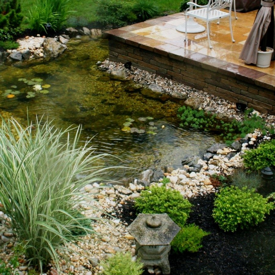 Easy Koi Pond Ideas You Can Create Yourself To Add Beauty ...