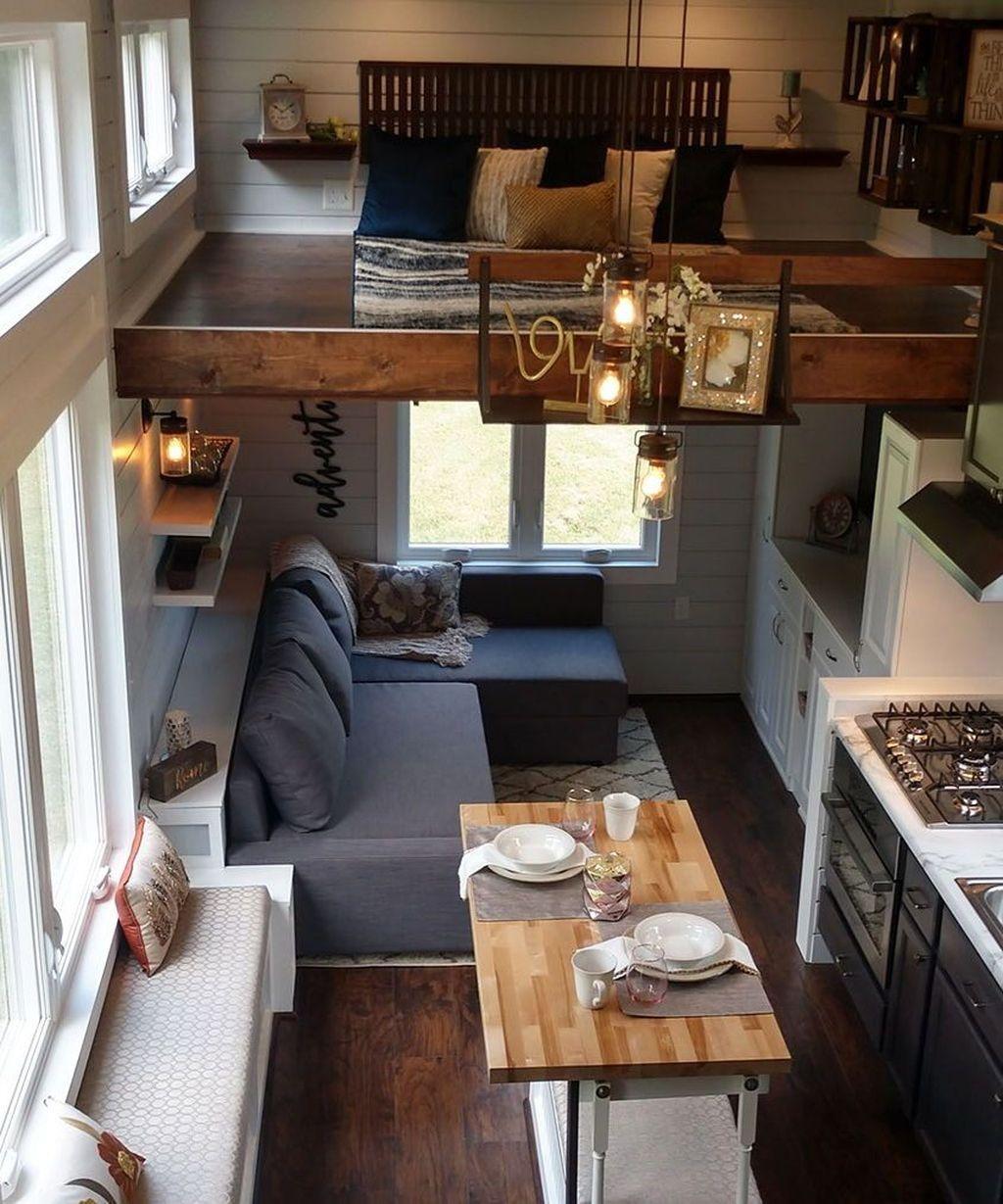 31 Attractive Small House Decor Ideas Tiny house
