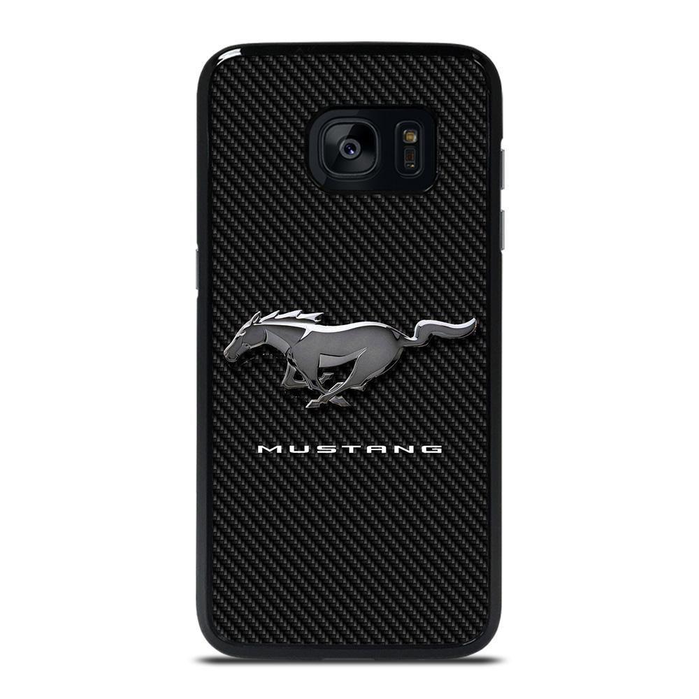 Mustang Logo Samsung Galaxy S7 Edge Case Casefine Samsung Galaxy S7 Edge Samsung Galaxy S7 Edge Cases Samsung Galaxy S7