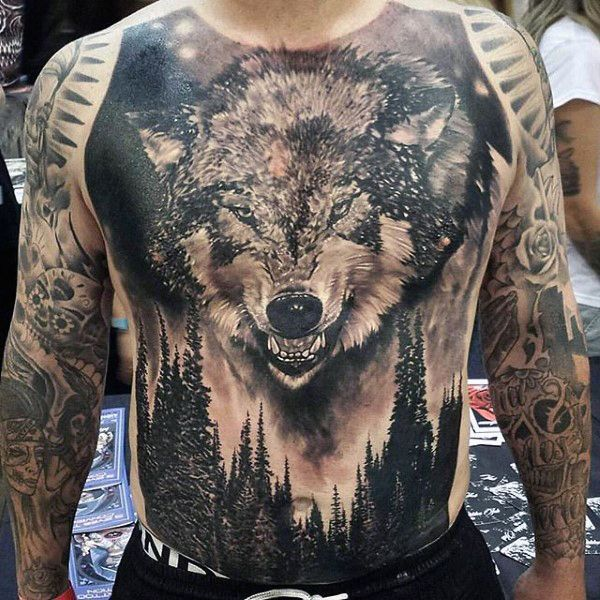 Best stomach tattoo designs