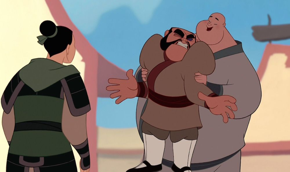 10 Disney Characters as Mysterious as the Dark Side of the Moon ...