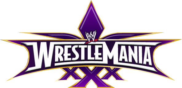 Wwe Wrestlemania 30 Logo Wwe Lucha Imagenes Wallpapers Wwe