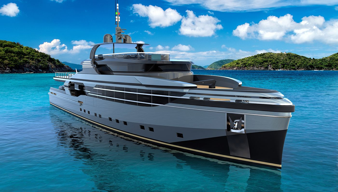 The Eurocraft Explorer Yacht Is Ready For Adventure Con Imagenes