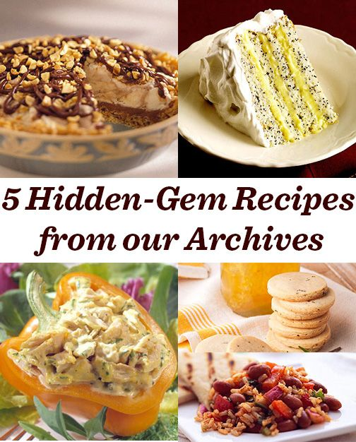 Oldies but goodies see 5 great recipes from our archives http see 5 great recipes from our archives http forumfinder Image collections