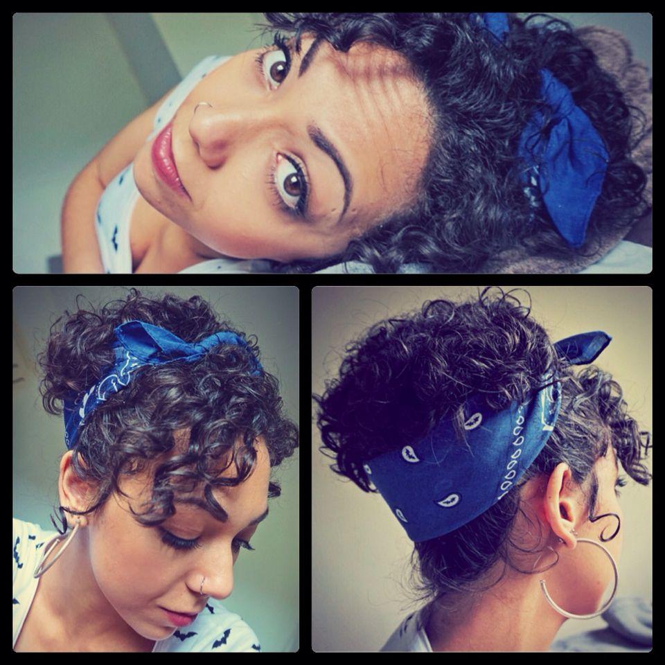 Short curly hair instagram naturalmentecontrariada pin up