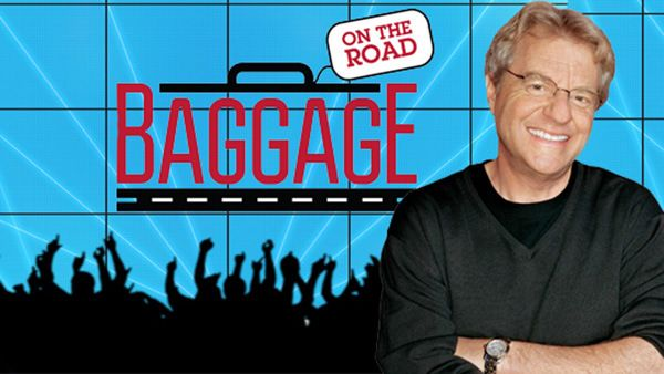 Dating show bagage