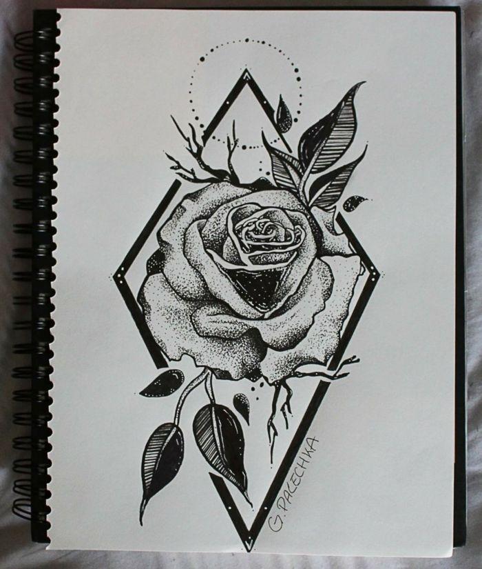 1001 + images du dessin géométrique magnifique pour vous ...