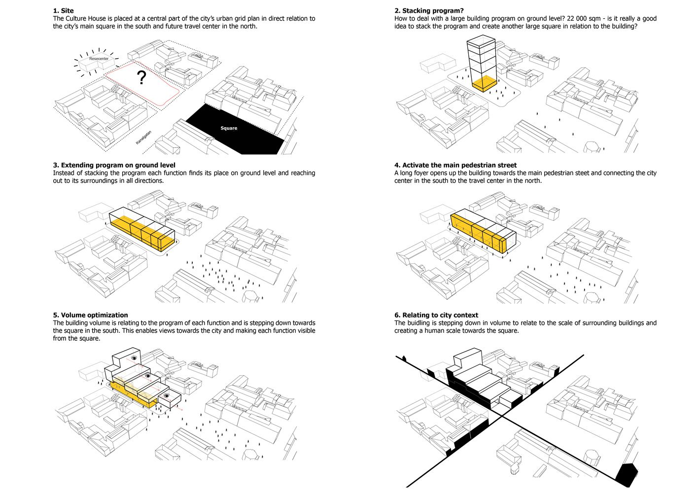 Gallery of Team of Young Architects Propose