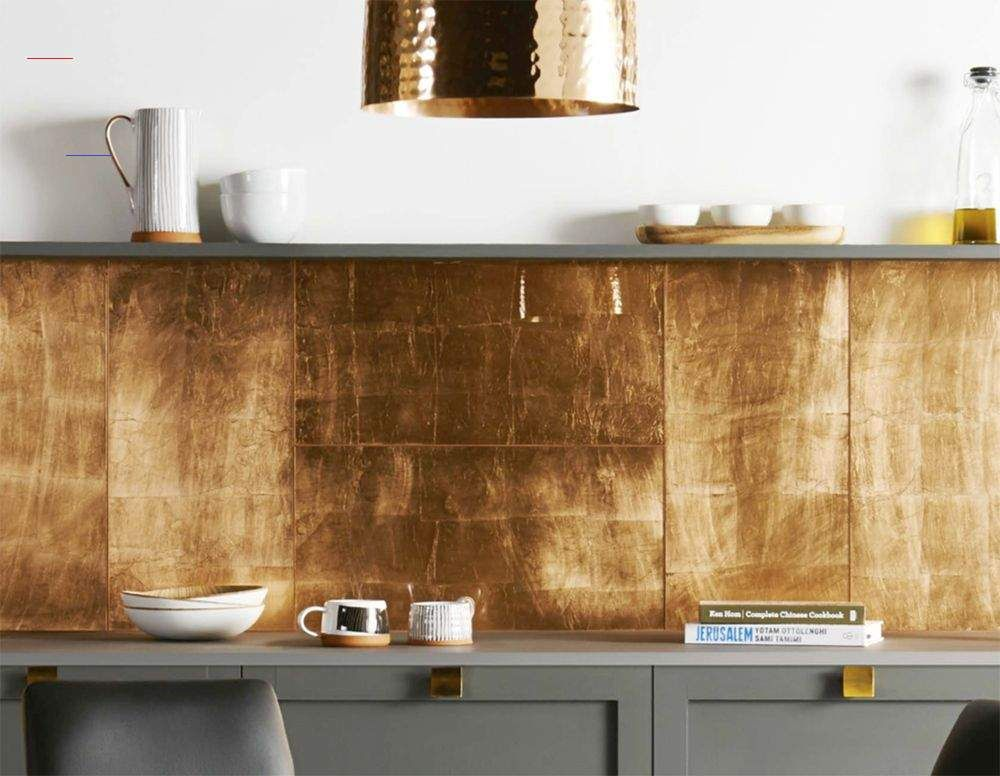 Pin Von Pinel Auf Cuisine Appartement In 2020 Gold Kuche Kupfer Kuche Kuchendesign Modern