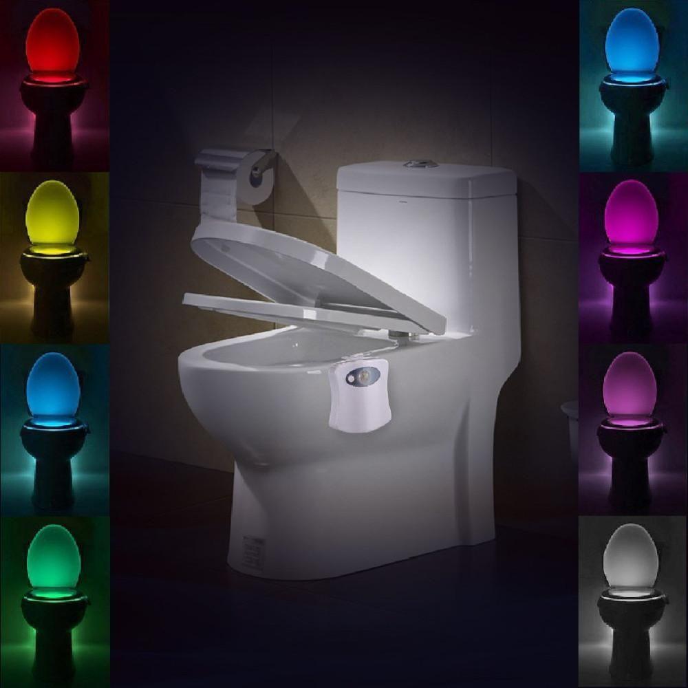 Toilet Bowl Light Night Light Toilet Bowl Light Smart Toilet