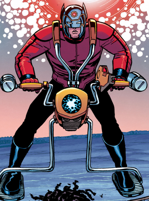 Orion (Character) - Comic Vine   Nerds Unite   Dc comics