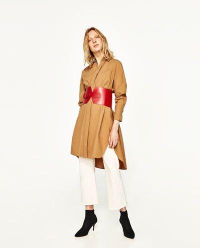 image 4 of corset belt from zara  trendy spring fashion