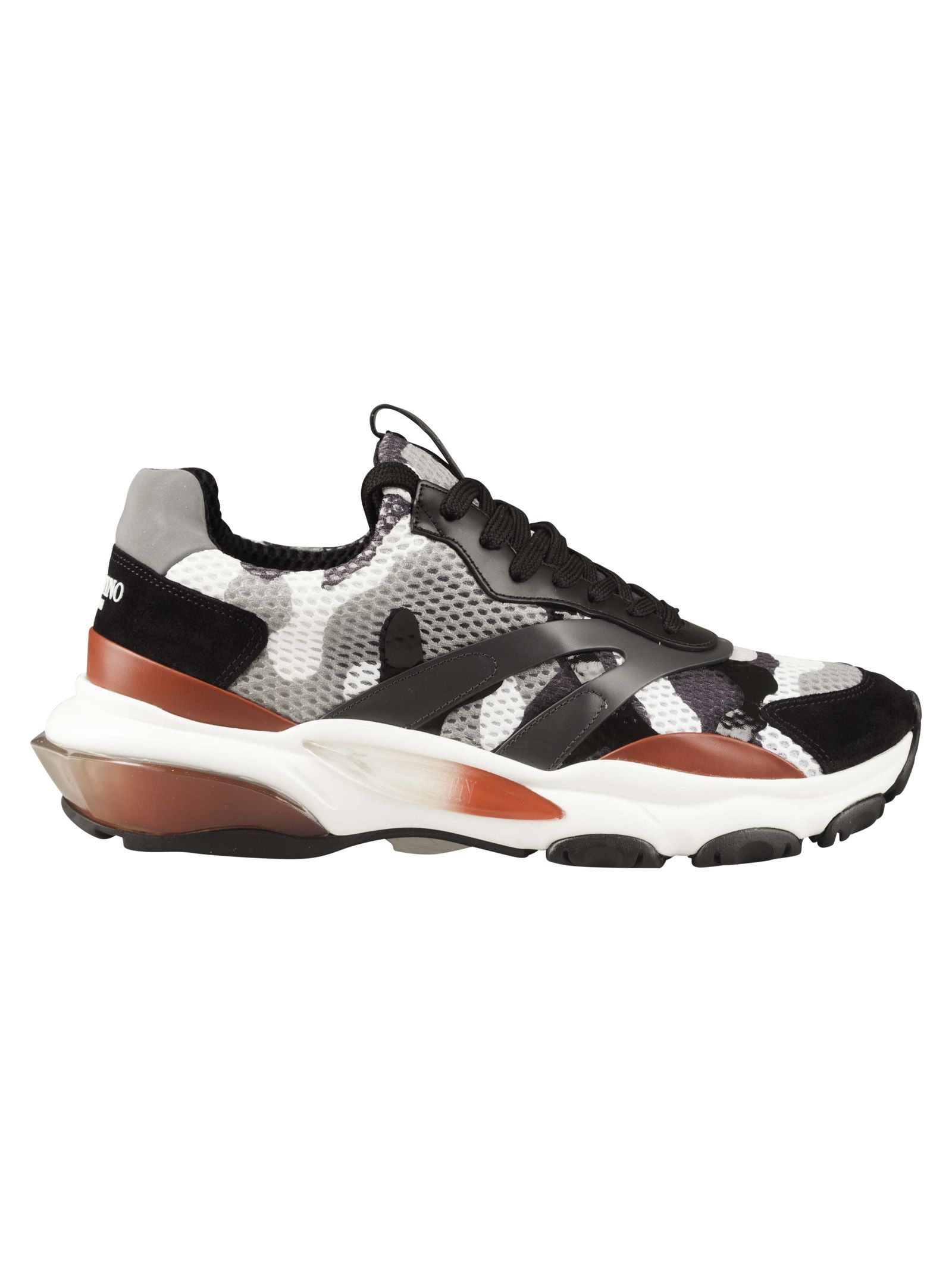 more photos 6b266 c9675 VALENTINO CAMOUFLAGE BOUNCE SNEAKERS.  valentino  shoes
