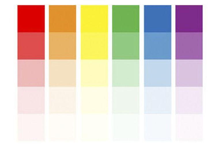 Как сделать насыщенные цвета 63