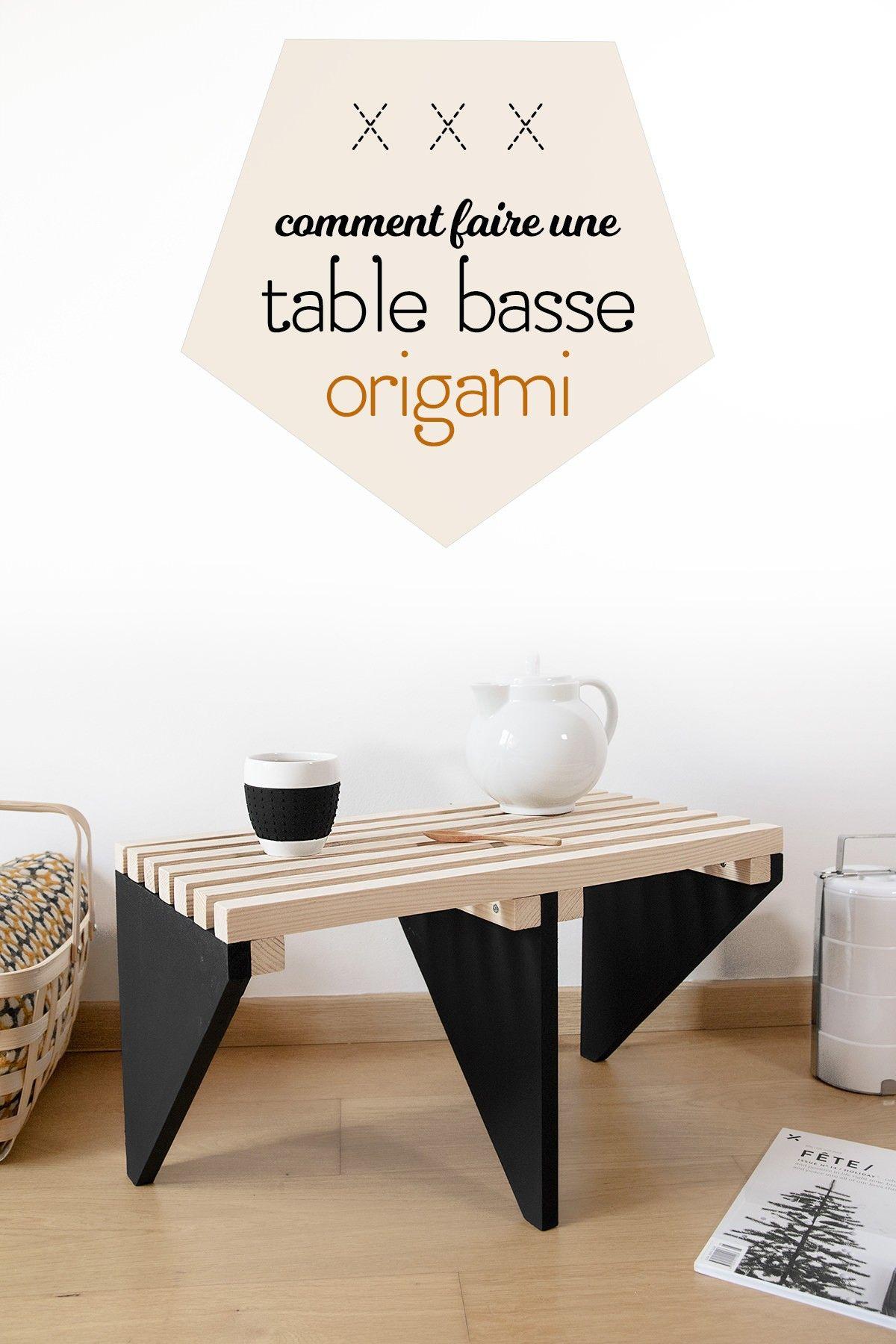 Epingle Par Marine Metscr Sur Deco Faire Une Table Basse Table Basse Table