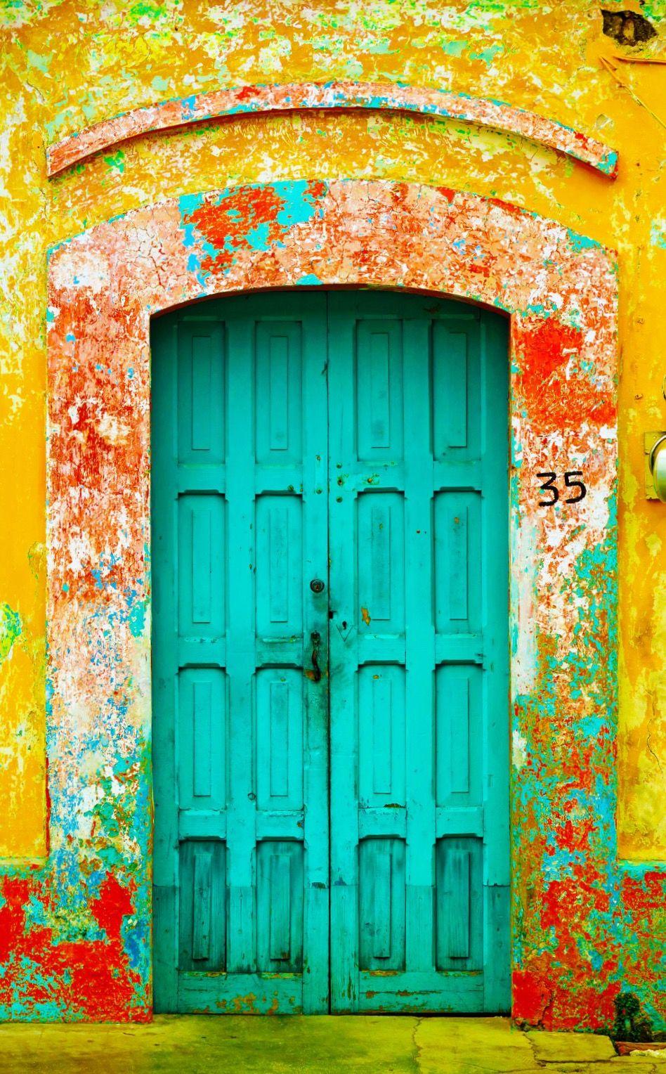 San crist bal de las casas m xico puerta de vivienda en - Puertas vivienda ...