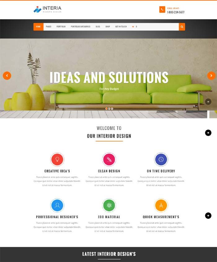 Search 100`s of Creative CMS WordPress Themes in 2018