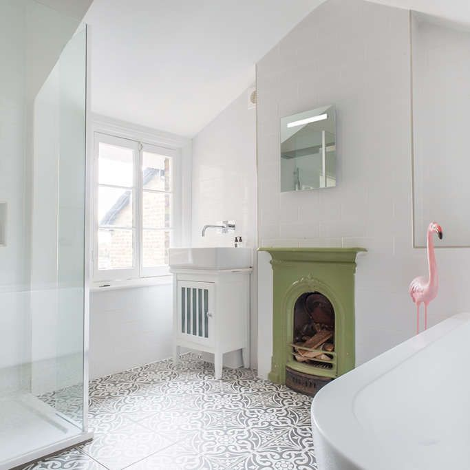 crittal style extension and renovation east moseley london
