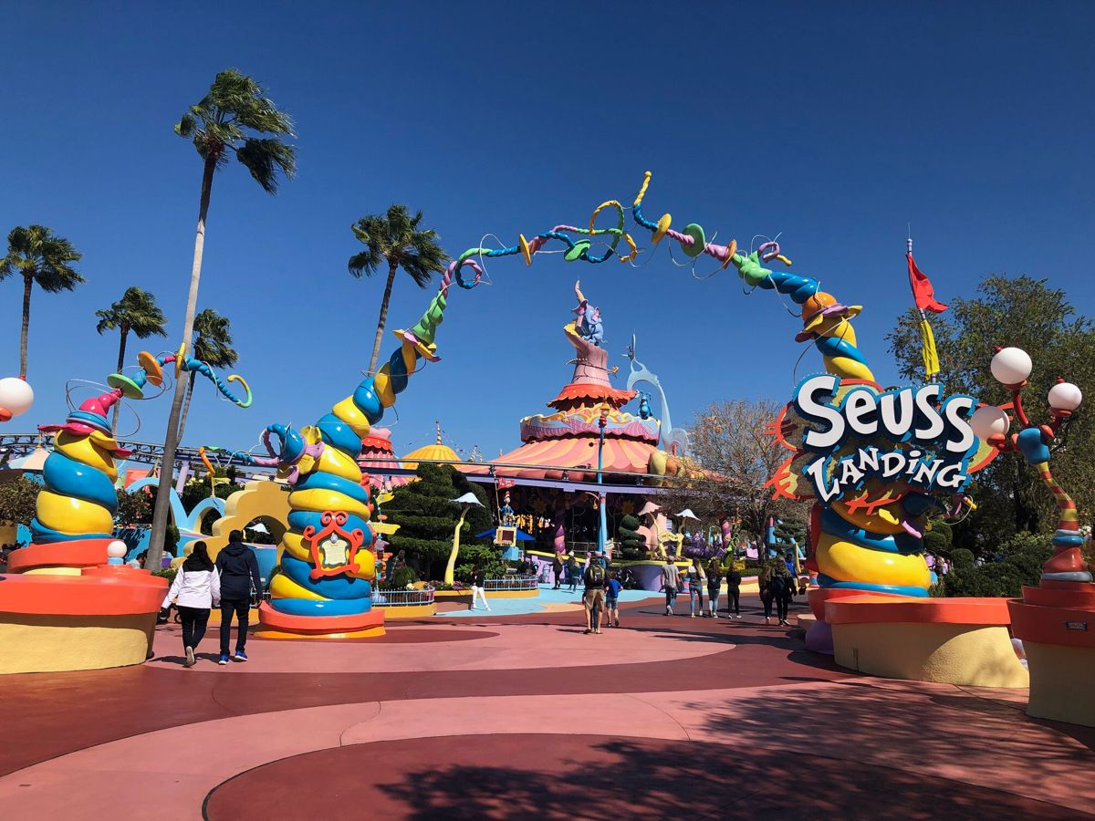 Happy Birthday Dr Seuss in 2020  Disney vacation