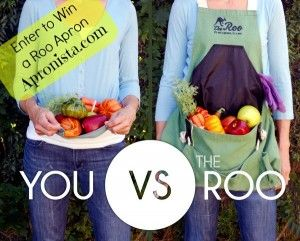 The Roo apron
