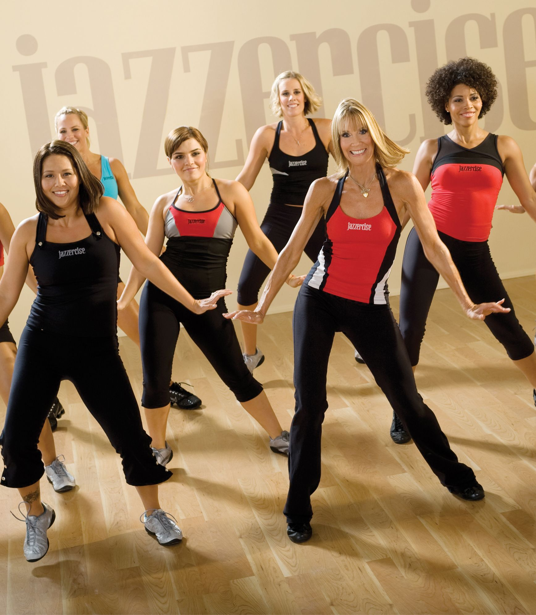 Jazzercise Fitness, Fun workouts, Simple dance
