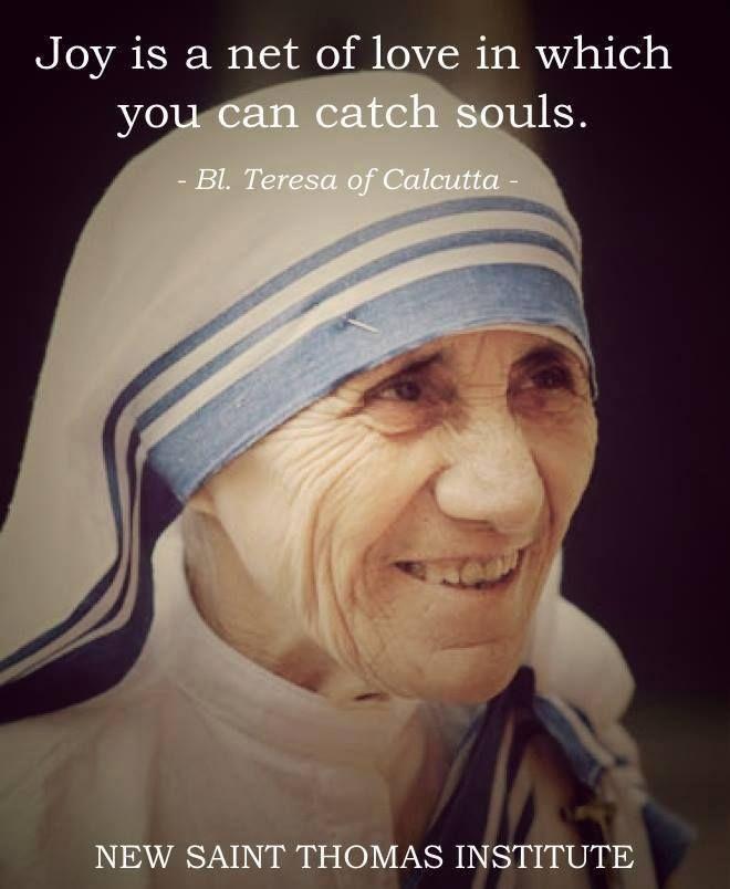 Catholic Quotes Mother Teresa: Catholic Saint Quotes