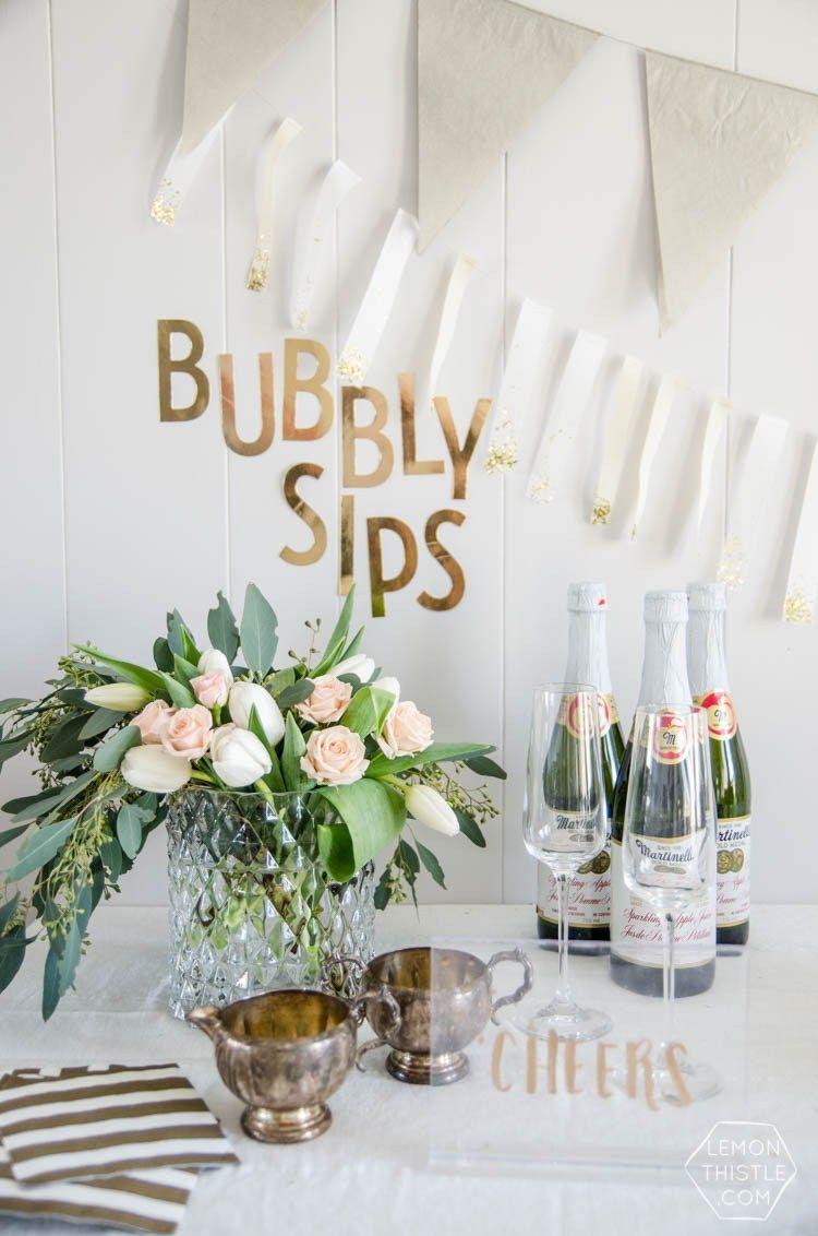 champagne birthday party party champagne birthday diy party rh pinterest com