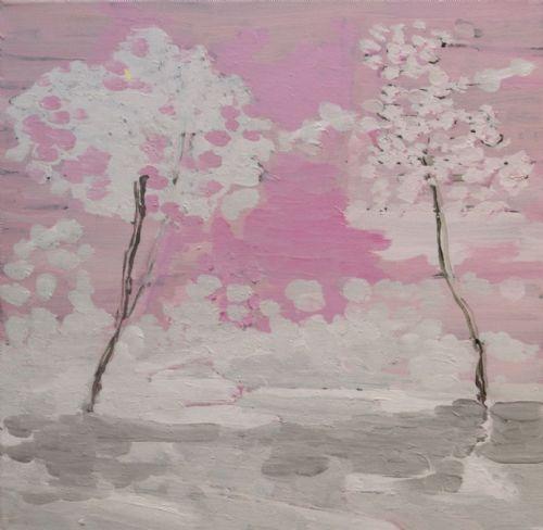 Frans Westers - Spring II - Acrylverf