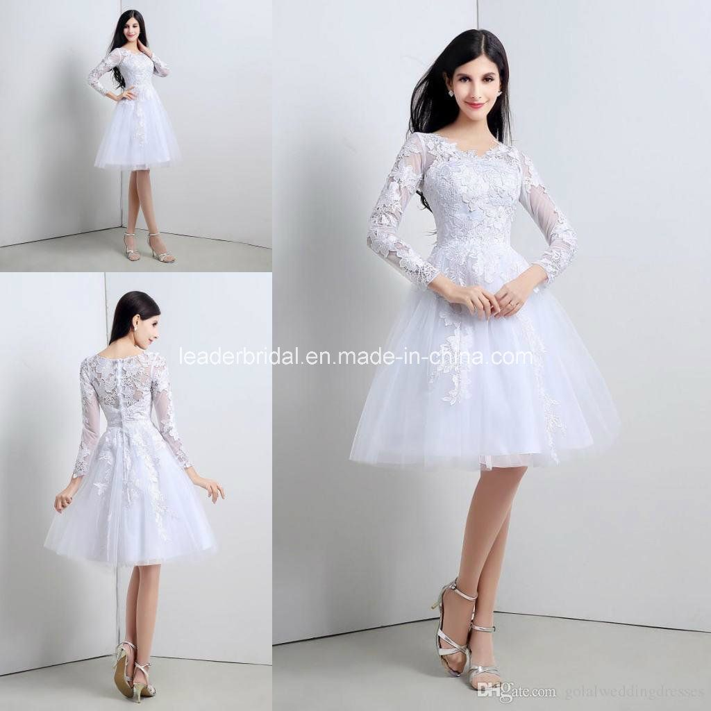 Short cocktail wedding dresses lace sleeves google search short cocktail wedding dresses lace sleeves google search junglespirit Choice Image