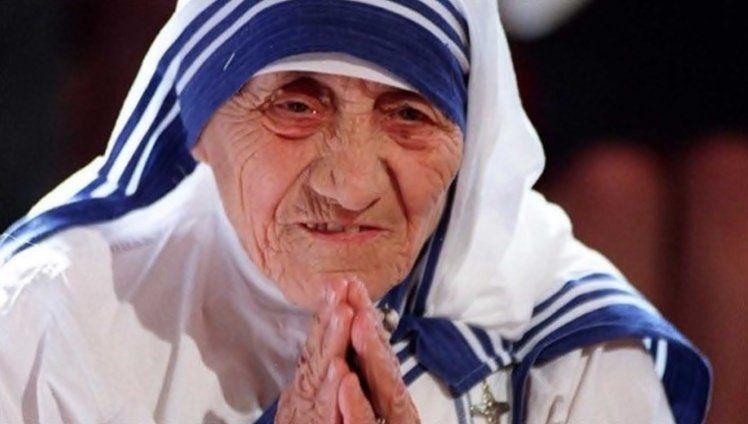 Afinal Qual Seria A Vaidade De Madre Teresa De Calcuta Mutter