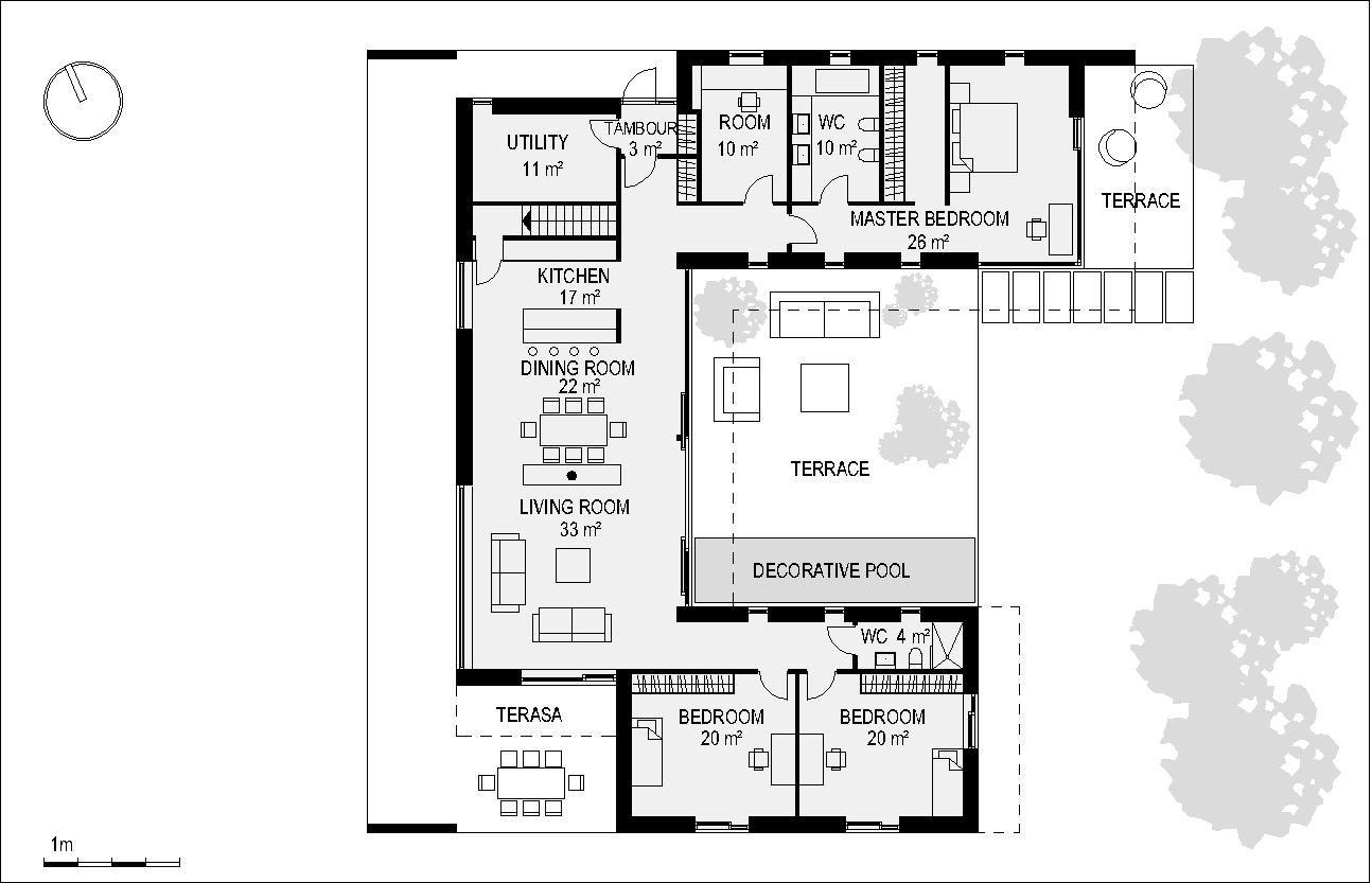 residence in vilnius lithuania also floor plan pinterest house