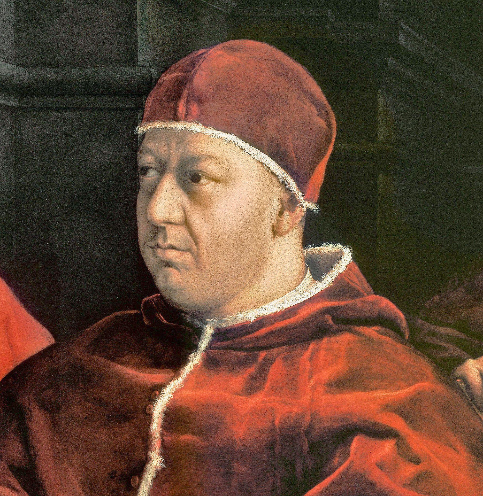 Resultado de imagem para Pope Leo X