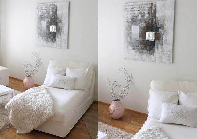 White livingroom @ Coconut White