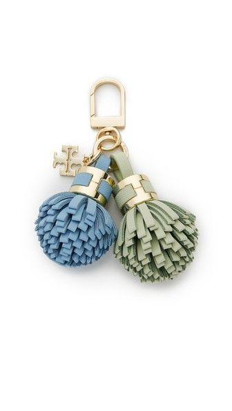 Tory Burch York Trio Tassel Bag Charm