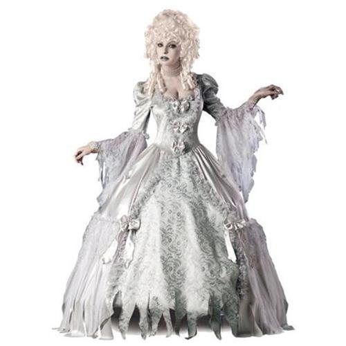 Zombie, Ghost, or Vampire? Marie Antoinette Halloween Costumes - halloween ghost costume ideas