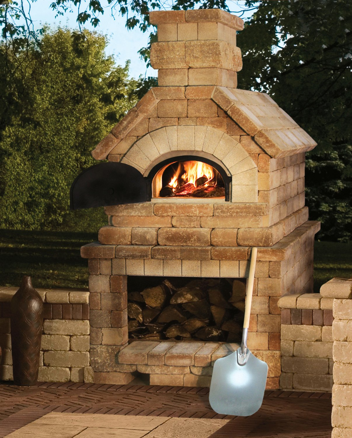 Masterchefsweepstakes pizza oven outdoor pizza oven